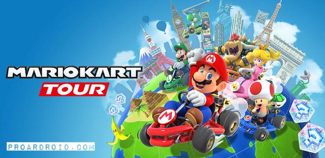 Mario Kart Tour النسخة كاملة