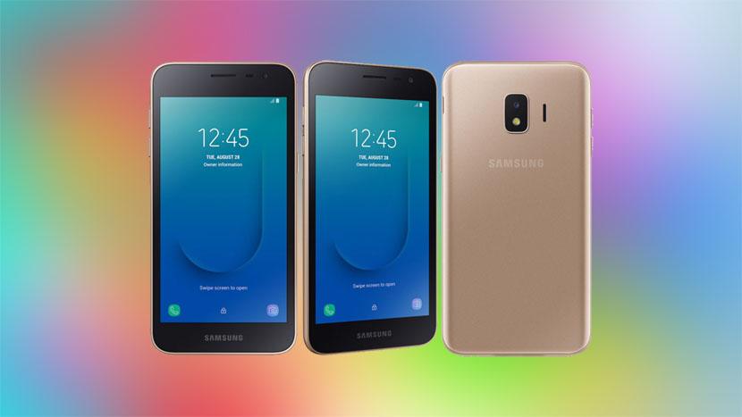 سامسونج تعلن عن هاتف Galaxy J2 Core بنظام أندرويد جو