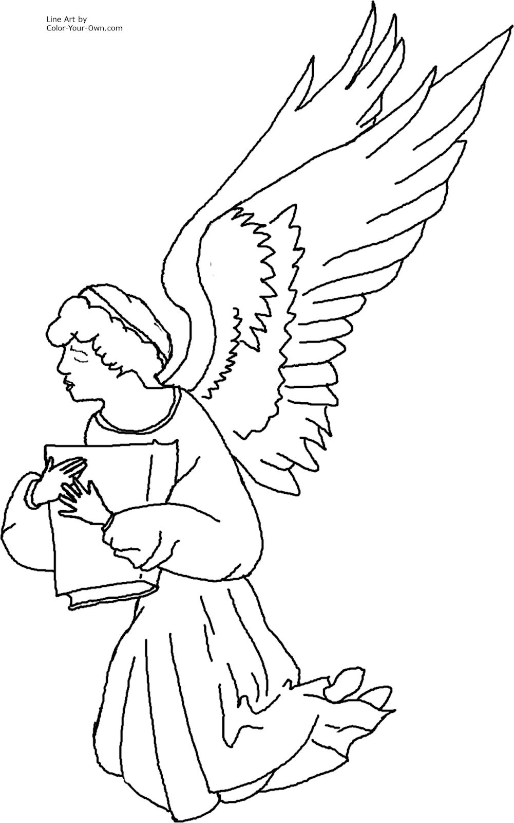 Gezeichnet Einfach Engel Malen Einfach