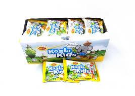 Koala Kids Perisa Susu, Coklat & Cheese