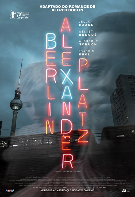 "Filme ""Berlim Alexanderplatz"""