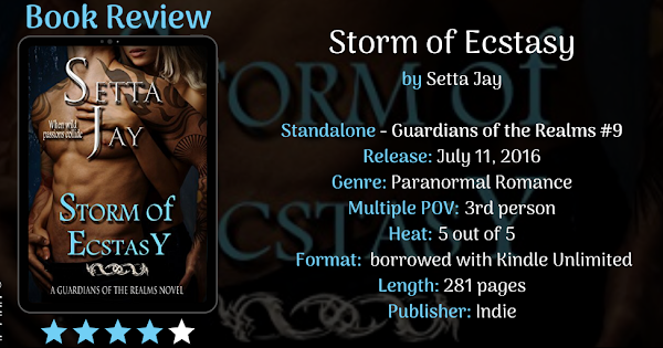 Storm of Ecstasy by Setta Jay