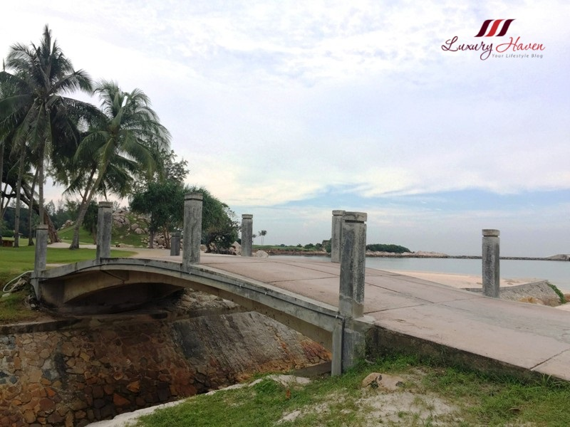 bintan lagoon resort bridge instagram photography spots