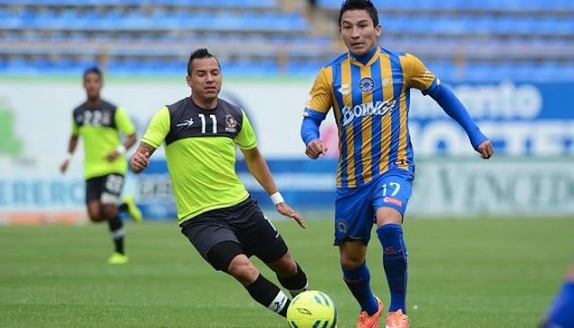 Coras Tepic vs San Luis en vivo