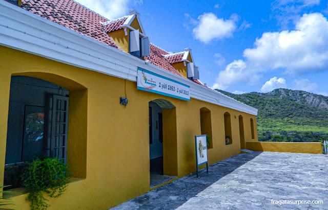 Landhuis Knip, sede do Museu Tula de Curaçao