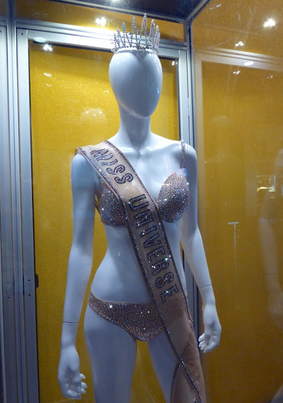 Miss Universe Youth film costume