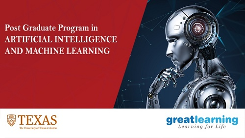 Post Graduate Program in Artificial Intelligence & Machine Learning