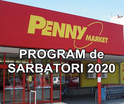 penny program de sarbatori paste 2020