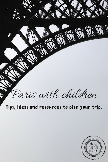 Planning a trip to Paris with the family