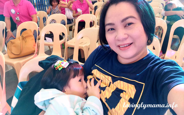normalize breastfeeding Bacolod - World Breastfeeding Week