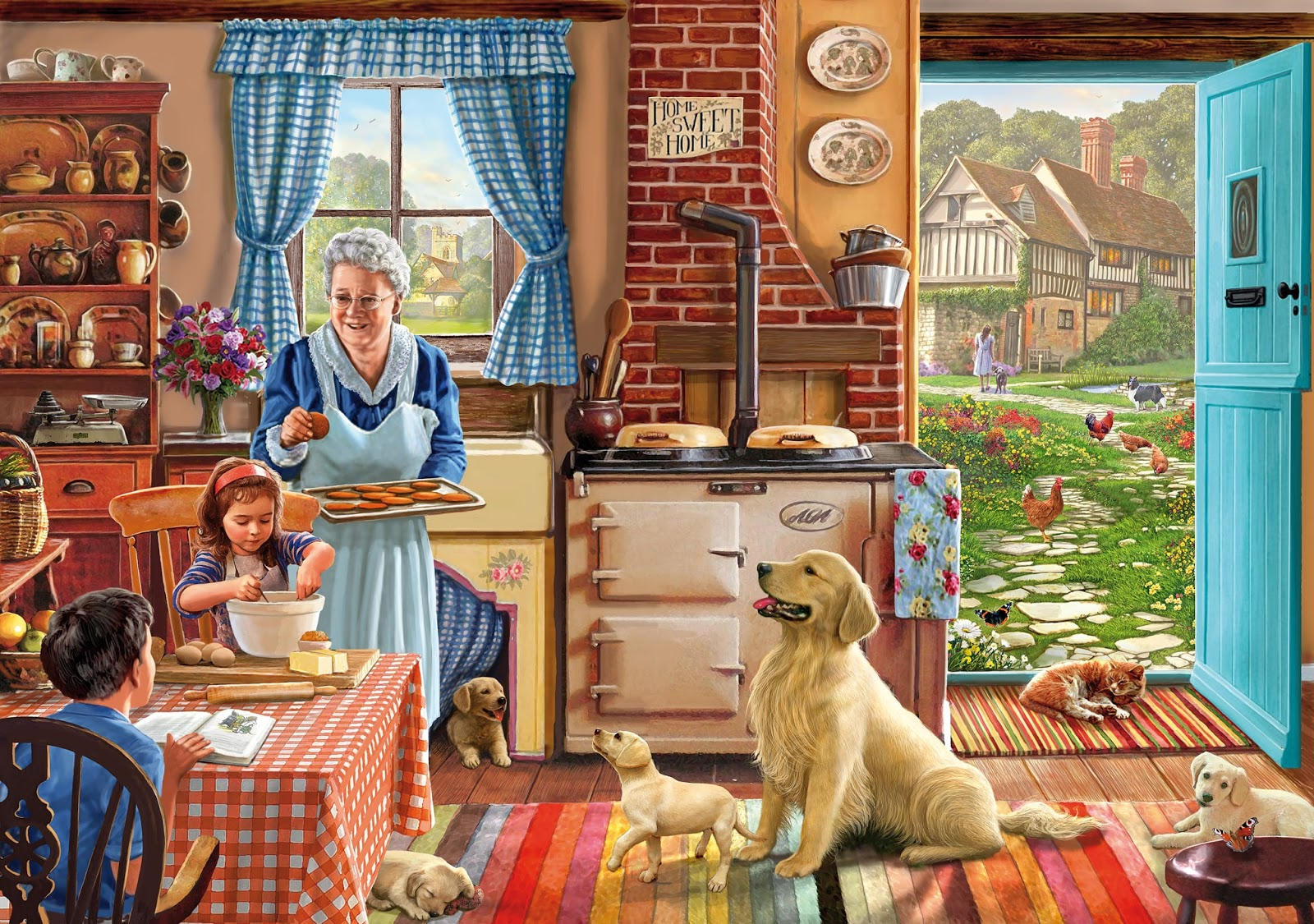 Imaginary Garden With Real Toads Weekend Mini Challenge Grandma S Kitchen
