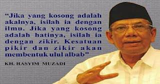 Kyai Hasyim Muzadi Meninggal Dunia, Berikut Pernyataan Menag Lukman Hakim