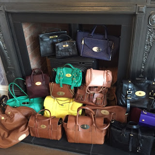 My Mulberry bags as of March 2018