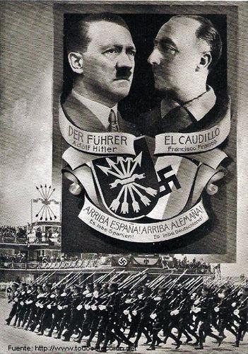Imagini pentru españa nazi