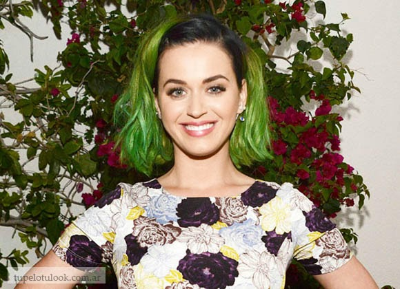 colores de pelo 2014 Katy Perry