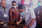 Perbaikan Ekonomi, Bupati Bekasi Resmikan Wisma Koperasi Karyawan Surya Abadi