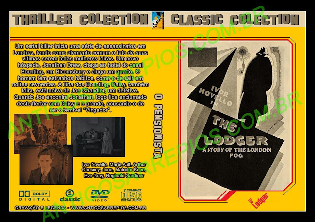 The Lodger - A Story of the London Fog (1927)