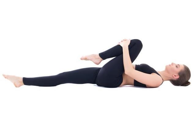 Yoga Wind Releasing Pose – Tư thế xả hơi