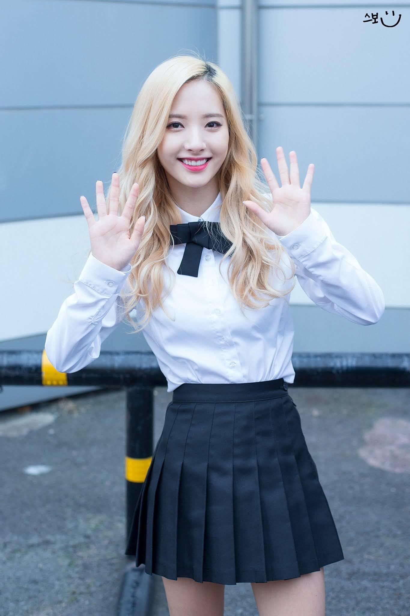 161130 WJSN - Daegu High School Final Year Student Support Event - 26p