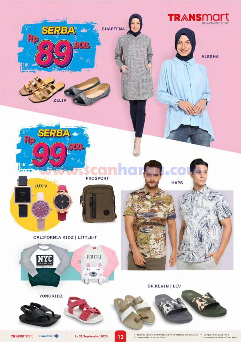 Katalog Promo Carrefour 9 - 22 September 2020 13