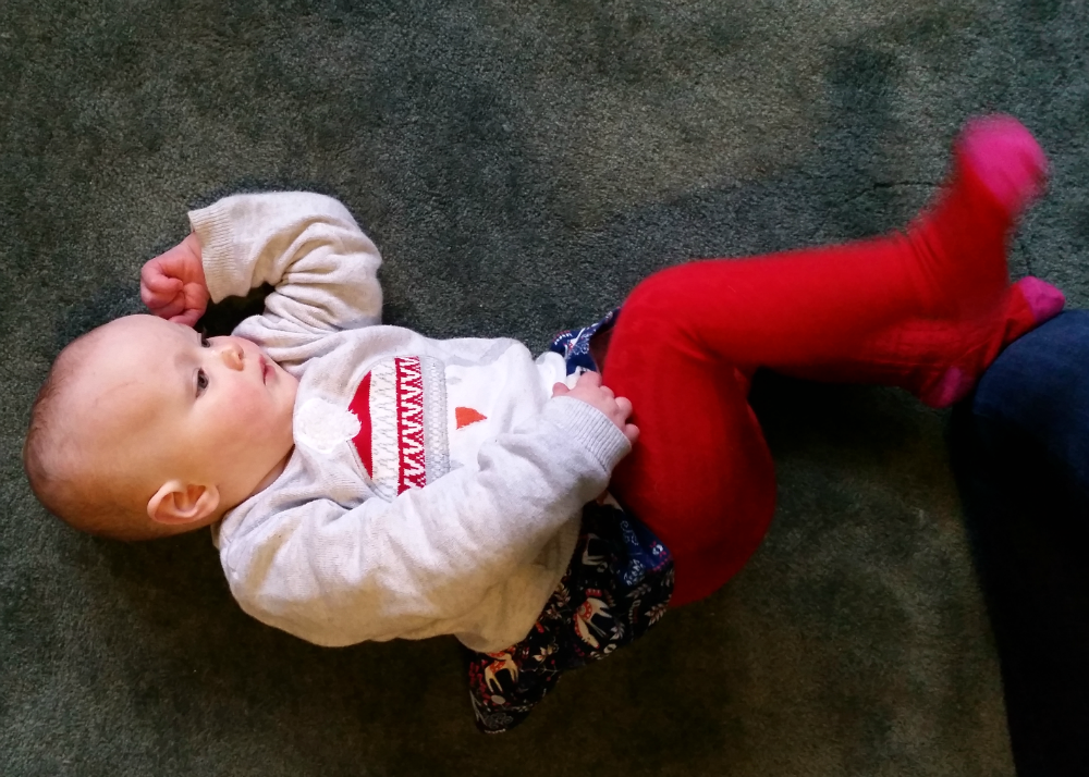 Toddler Togs: Penguin jumper
