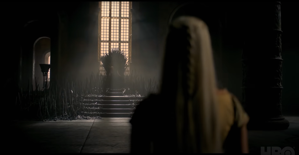 House of the Dragon teaser spiegato