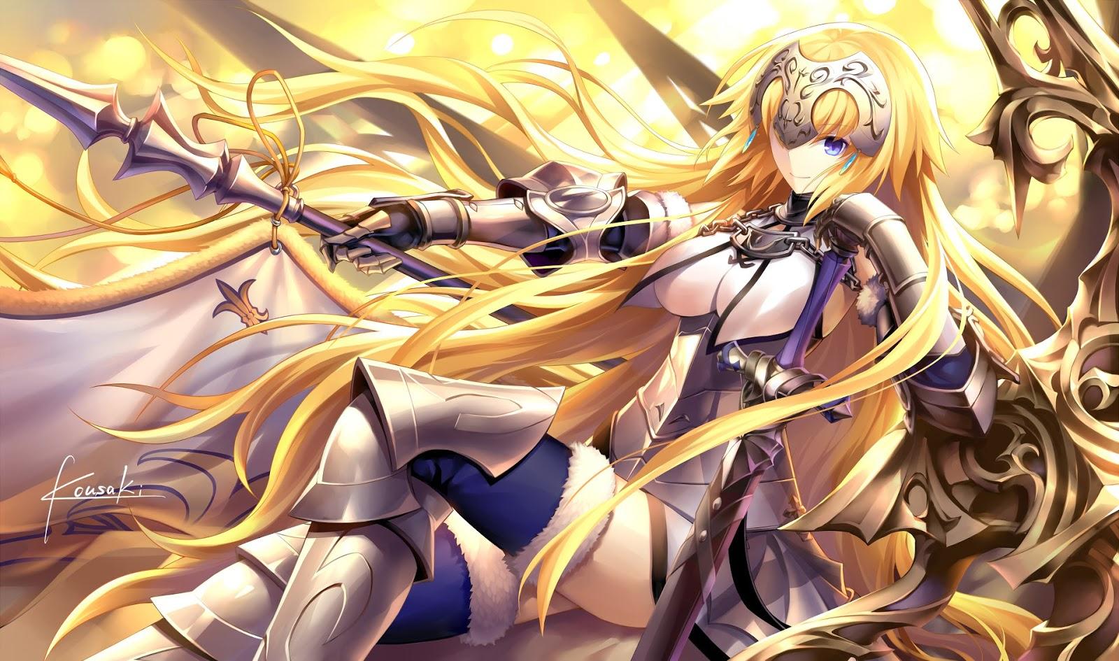 Fate AowVN%2B%252830%2529 - [ Hình Nền ] Anime Fate/GrandOrder tuyệt đẹp Full HD | Wallpaper