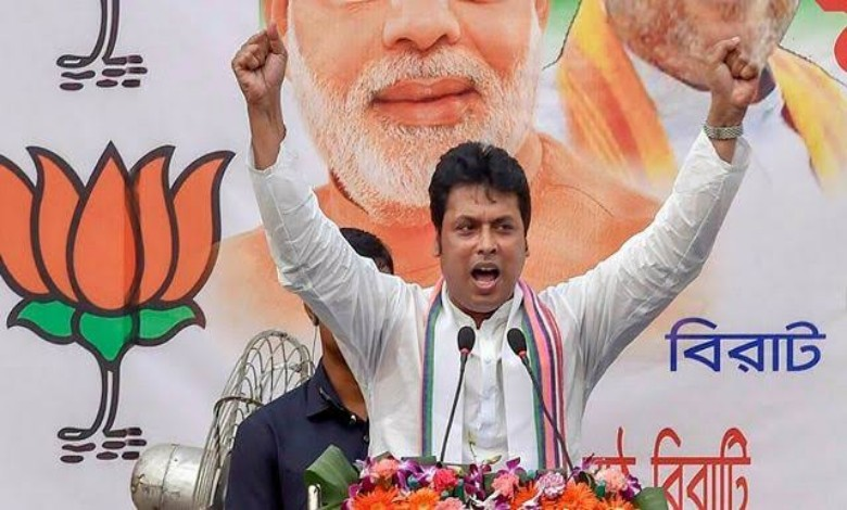 In the development index of the policy commission, Tripura is ahead of Bengal