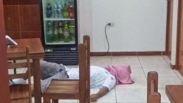 Joven Empresario - Pollería
