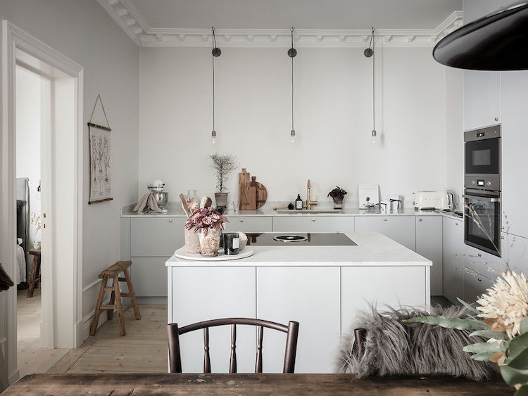8 Ways to Add Instant Hygge To Your kitchen (From A Lovely Swedish Home)