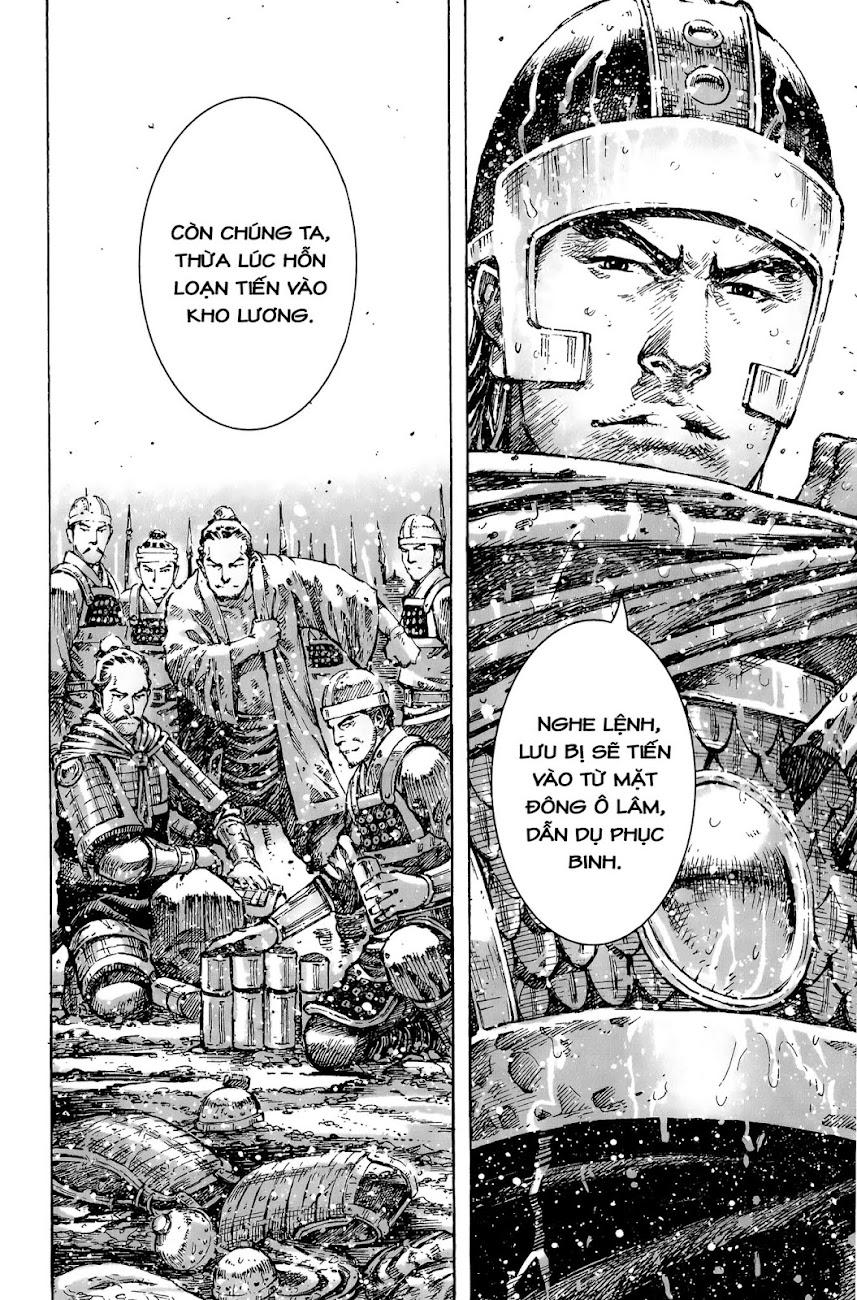 Hỏa phụng liêu nguyên Chương 420: Giương đông kích tây [Remake] trang 24