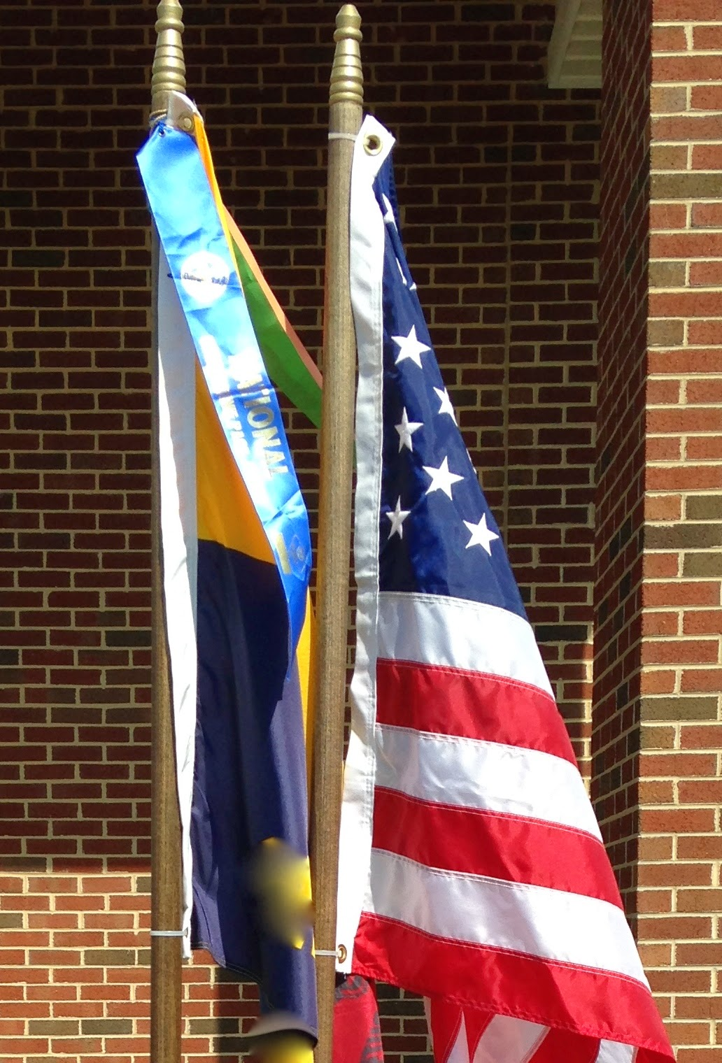 Goals Diy Flagpoles And Stand Cub Scouts