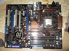 ATX-Motherboard (2008)