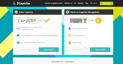 Earn From Captcha in 2021