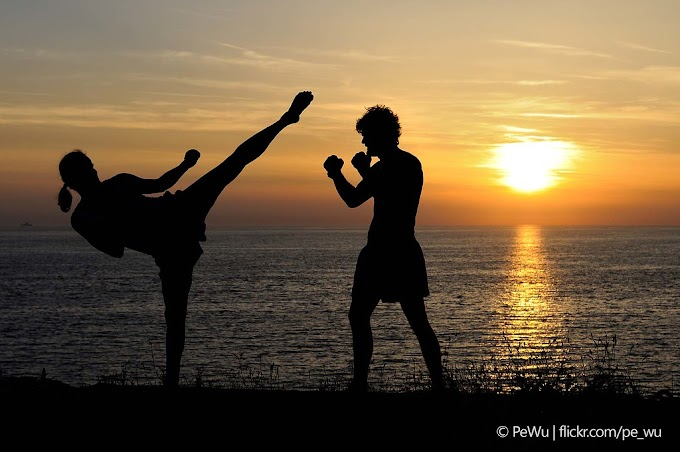 Benefits and effectiveness of kickboxing