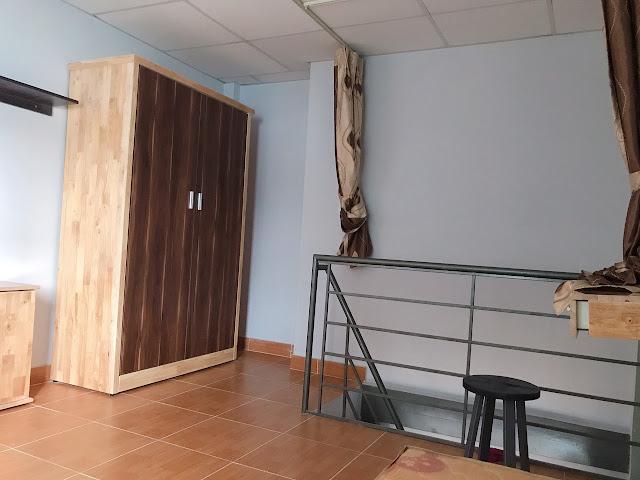 Cho thuê Phòng trọ Bình Thạnh Nơ Trang Long