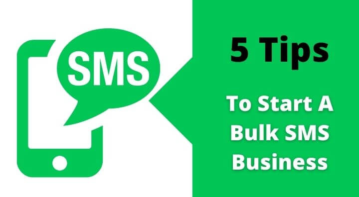 5 Tips To Follow Before You Start  A Bulk SMS Business In India