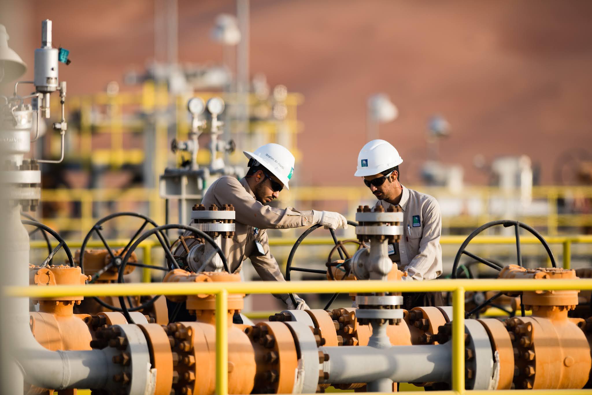"""شركة """"أرامكو السعودية"""" تشهد نمواً في أرباحها بنسبة 30 في المئة"""