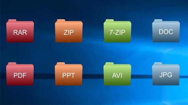 برنامج تشغيل جميع امتدادات الملفات للكمبيوتر ويندوز 10