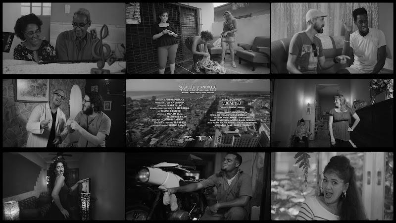 VOCAL LEO - ¨Chanchullo¨ - Videoclip - Director: Arturo Santana. Portal Del Vídeo Clip Cubano. Música coral vocal cubana. CUBA.