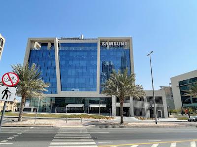 سامسونج للإلكترونيات تطلق غرفة أخبار الشرق الأوسط