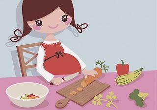 بناء طفل قوي وذكي يبدأ من غذاء الأم