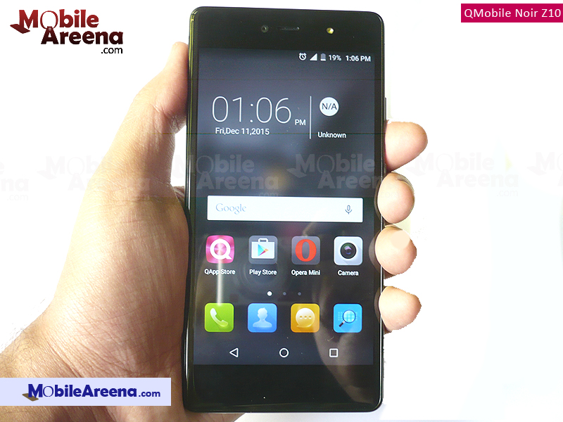 QMobile NOIR Z10 Video Review in Urdu (Full length