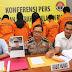 Polda Kepri Ekspos Tindak Pidana Menyebarkan Tulisan