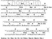 คอร์ดเพลง ปู่ชิว - สมชาย ใหญ่