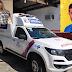GANDU: Prefeito Léo de Neco e Secretária de Saúde Ludmila, entregam mais uma ambulância ao município!