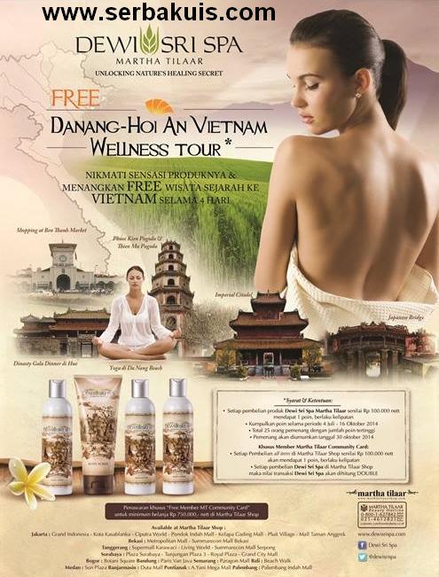 Promo Poin Berhadiah Wisata Sejarah ke Vietnam