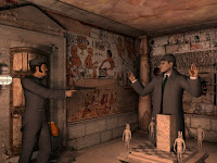 Videojuego Sherlock Holmes - The Mystery of the Mummy