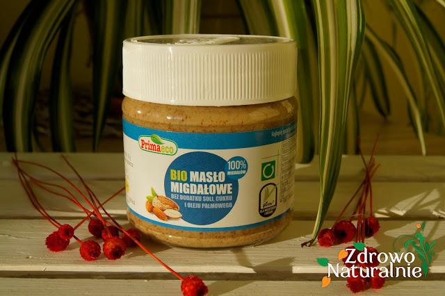 Primavika - Bio masła migdałowe