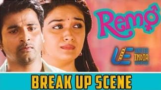 Remo – Break up Scene | Sivakarthikeyan | Keerthy Suresh | Anirudh Ravichander | Tamil Latest Movie